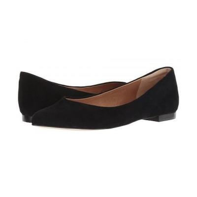 CC Corso Como レディース 女性用 シューズ 靴 フラット Jullia - Black Suede