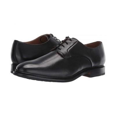 Bostonian ボストニアン メンズ 男性用 シューズ 靴 オックスフォード 紳士靴 通勤靴 Bridgeport Low - Black Leather