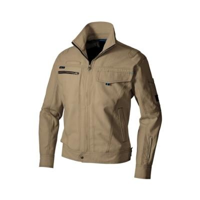 AZ-30430 アイトス 帯電防止。吸汗速乾長袖サマーブルゾン(男女兼用) 作業服
