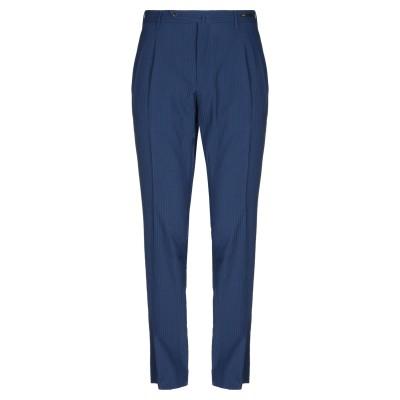 ピーティーゼロウーノ PT01 パンツ ブルー 54 コットン 49% / バージンウール 46% / ナイロン 4% / ポリウレタン 1% パンツ