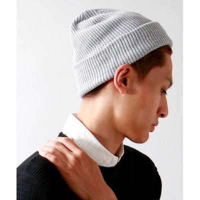 WEGO / WEGO/カラーニットキャップ MEN 帽子 > ニットキャップ/ビーニー