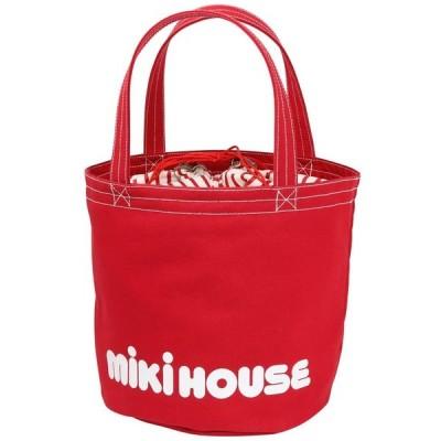 ミキハウス (MIKIHOUSE) トートバッグ 13-8204-615 - 赤