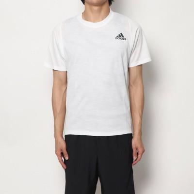アディダス adidas メンズ 半袖機能Tシャツ M4TニットグラフィックプリントTシャツ DU1209