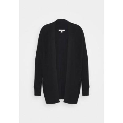 エスプリ レディース ファッション Cardigan - black