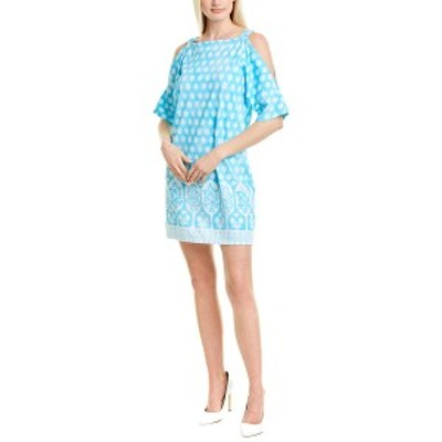 ジュードコーナリー レディース ワンピース トップス Jude Connally Sage Mini Dress summer foulard aqua