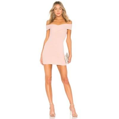 プライバシー プリーズ Privacy Please レディース ワンピース ワンピース・ドレス Bandini Mini Dress Baby Pink