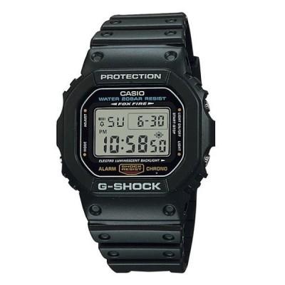 送料無料! カシオ 腕時計 G-SHOCK STANDARD BASIC TYPE DW-5600E-1【国内正規品】
