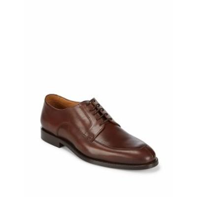 ヴィンス カミュート メンズ シューズ オックスフォード 革靴 Elland Apron Toe Derby Shoes