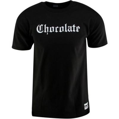 スケートボード Skateboard Goods メンズ Tシャツ トップス Girl Skateboard Chocolate Eazy C Tee black