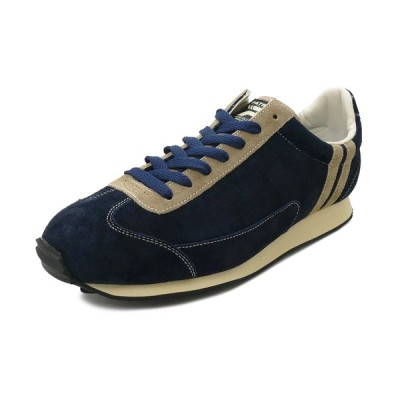 スニーカー パトリック PATRICK ボストン2 NV/BG ネイビー/ベージュ 592052 メンズ レディース シューズ 靴 20Q3