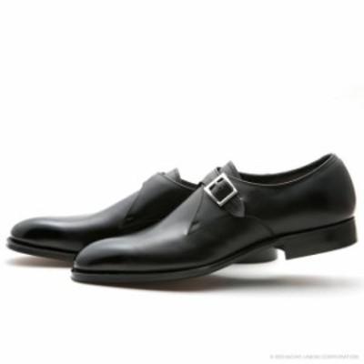 UNION IMPERIAL ユニオン・インペリアル U1141 ビジネスシューズ Prestige プレステージ シングルモンク メンズ 靴 お取り寄せ商品