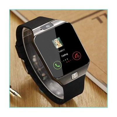 Digital Sport Watch Smart Watch Fitness Tracker (Gold)【並行輸入品】