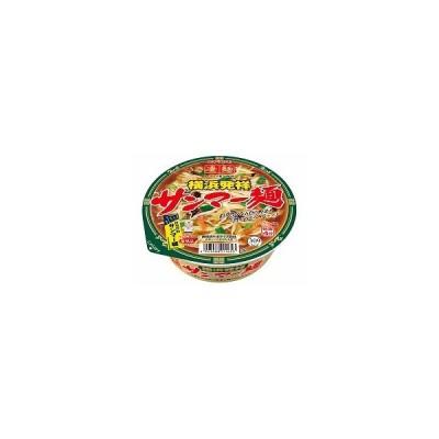 ニュータッチ 凄麺 横浜発祥サンマー麺 113g x12