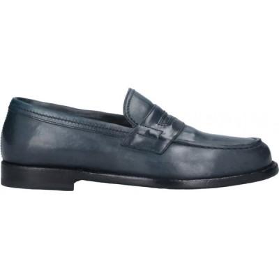 オフィチーネ クリエイティブ OFFICINE CREATIVE ITALIA メンズ ローファー シューズ・靴 loafers Slate blue