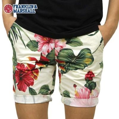 フランクリンマーシャル ショートパンツ メンズ FRANKLIN&MARSHALL SHORT PANTS PAMAL47