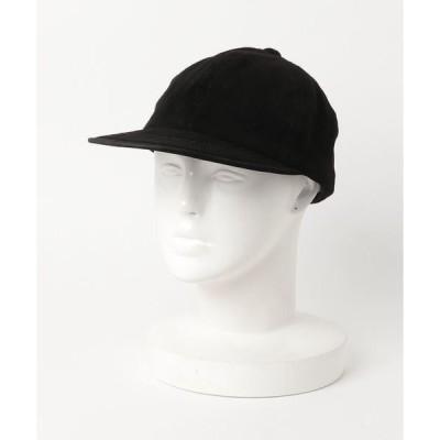 帽子 キャップ PIG SUEDE CAP