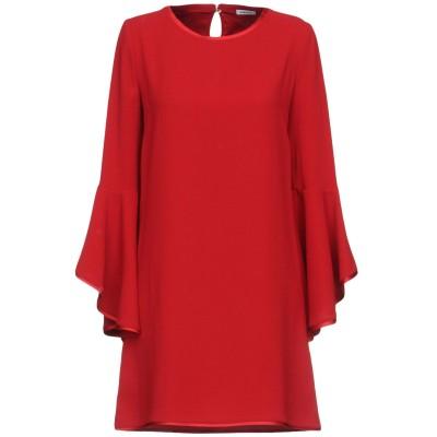 パロッシュ P.A.R.O.S.H. ミニワンピース&ドレス ボルドー M ポリエステル 100% ミニワンピース&ドレス