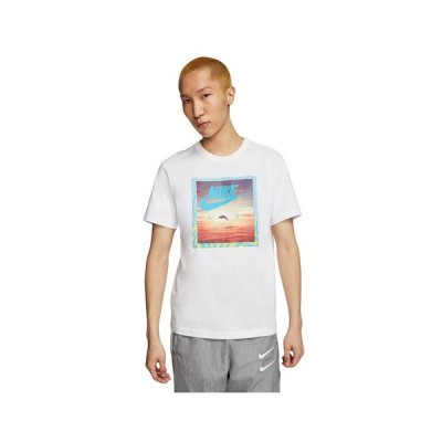 ナイキ(NIKE) アクアフォト 半袖Tシャツ CT6591-100 オンライン価格 (メンズ)