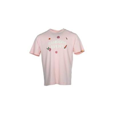 プーマ Puma X Randomevent Tee メンズ シャツ トップス Gossamer Pink