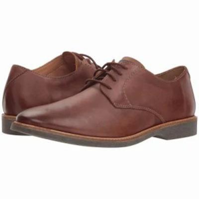 クラークス 革靴・ビジネスシューズ Atticus Lace Mahogany Leather