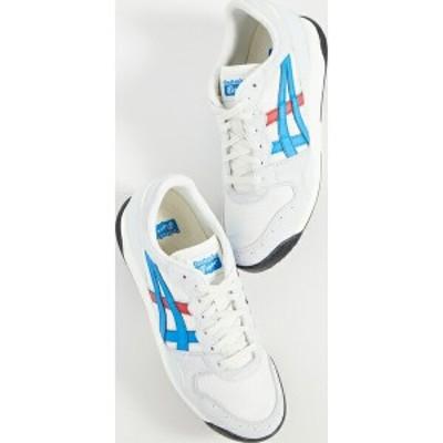 (取寄)オニツカタイガー メンズ タイガー ホリゾニア スニーカー Onitsuka Tiger Men's Tiger Horizonia Sneakers Cream DirectoireBlue