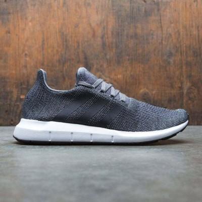 アディダス Adidas メンズ スニーカー シューズ・靴 Swift Run gray/grey four/core black/footwear white