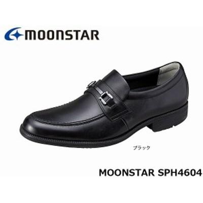送料無料 ムーンスター メンズ ビジネス シューズ バランス ワークス 3E SPH4604 42292866 MOONSTAR SPH4604
