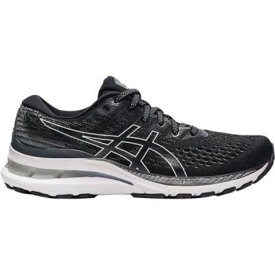 アシックス Asics レディース ランニング・ウォーキング シューズ・靴 Gel-Kayano 28 Running Shoe Black/White