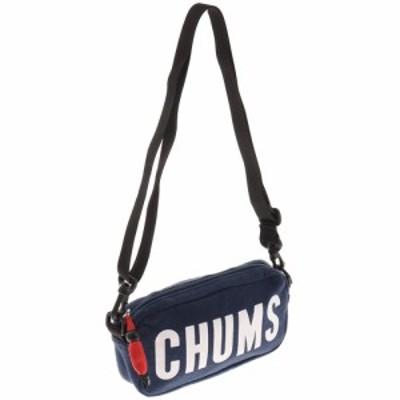 チャムス(CHUMS)ボートロゴショルダー スウェット CH60-2711-N018(Men's、Lady's)