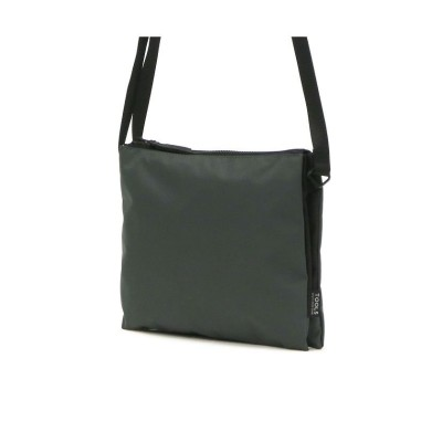 (TOOLS/ツールズ)ツールズ ショルダーバッグ Tools by SLOW バッグ Daily width shoulder bag 防水 サコッシュ 斜めがけ 456T20J/ユニセックス グレー