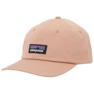 [即日発送]パタゴニア メンズ ベースボールキャップ 野球帽子/patagonia ロゴ ワッペン シンプル ベースボールキャップ 野球帽子 ピンク