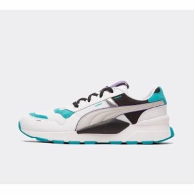 プーマ Puma メンズ スニーカー シューズ・靴 rs 2.0 future trainer White/Viridian Green