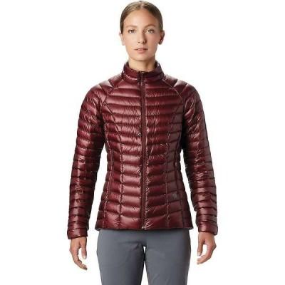 マウンテンハードウェア レディース ジャケット・ブルゾン アウター Mountain Hardwear Women's Ghost Whisperer/2 Jacket