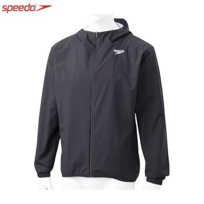 speedo / スピード メンズ スタンダードシェルジャケット ブラック(SA01906)
