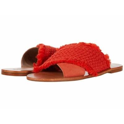 エイブル サンダル シューズ レディース Ren Sandal Bright Coral