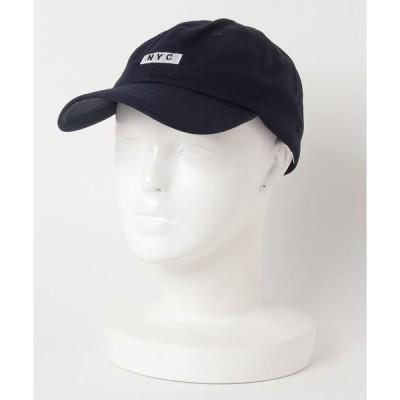 帽子 キャップ 【sixmouse】NYC CAP