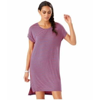 トッミーバハマ レディース ワンピース トップス Cassia Stripe T-Shirt Dress Tutti Frutti/Island Navy