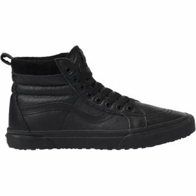 バンズ メンズ ブーツ・レインブーツ シューズ Sk8-Hi MTE Boot (mte) Leather/Black [llt]