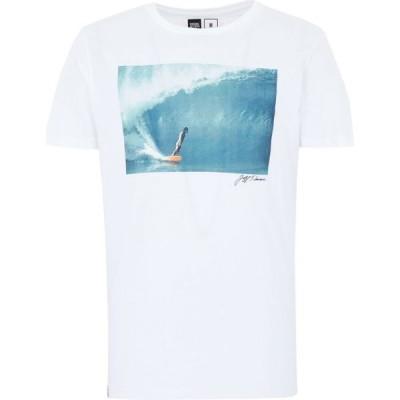 デディケイテッド DEDICATED. メンズ Tシャツ トップス t-shirt White