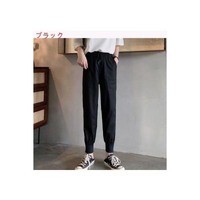 【送料無料】韓国風 ファッション 風 運動 カジュアルパンツ 女 年 夏 ルース 着 | 364331_A62770-2035386