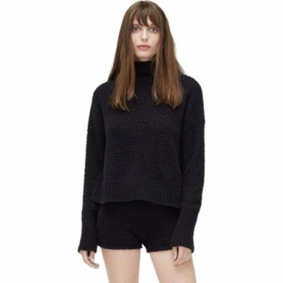 アグ UGG レディース ニット・セーター トップス Sage Sweater Black