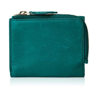 オティアス 財布 ミニウォレット カード4枚収納可能 小銭入れ有 ブルー