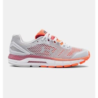 アンダーアーマー レディース Under Armour HOVR Guardian Running Shoes ランニングシューズ Halo Gray / Pink Quartz