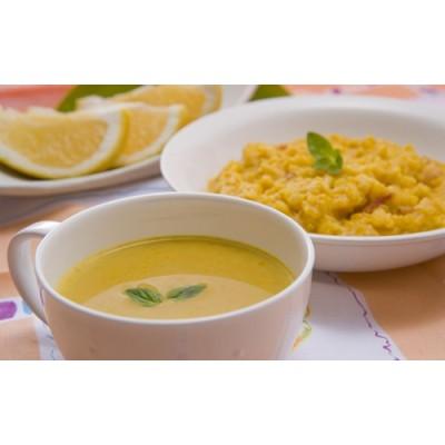 かぼちゃスープ&リゾットのセット【24007】