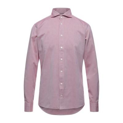 ETON シャツ ボルドー 39 コットン 100% シャツ
