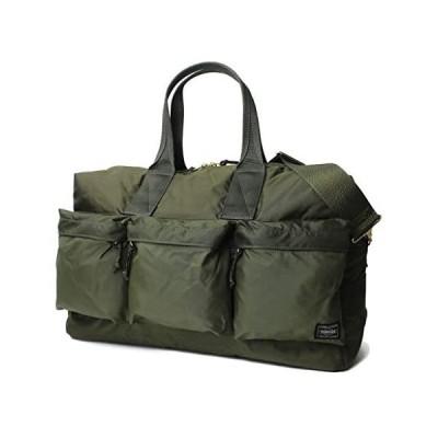 [ポーター] PORTER フォース FORCE ボストンバッグ 2WAY DUFFLE BAG 855-05900 (オリーヴドラブ)