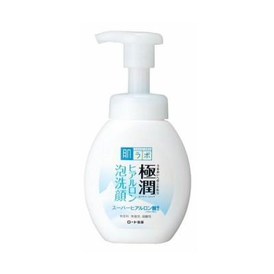 肌ラボ 極潤 ヒアルロン泡洗顔 本体ポンプ 160ml 【肌研・ハダラボ】