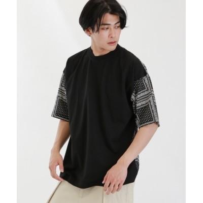 tシャツ Tシャツ ペイズリーTS/S 952674