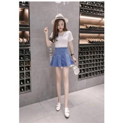 春更新 高品質 女性 夏 シック フィッシュテールスカート スリムフィット スカート