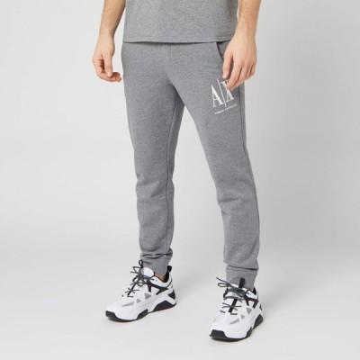 アルマーニ Armani Exchange メンズ ボトムス・パンツ Logo Jogging Pants Grey